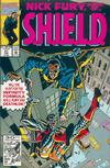 Cover for Nick Fury, Agent of S.H.I.E.L.D. (Marvel, 1989 series) #31