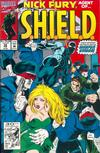 Cover for Nick Fury, Agent of S.H.I.E.L.D. (Marvel, 1989 series) #32