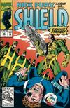 Cover for Nick Fury, Agent of S.H.I.E.L.D. (Marvel, 1989 series) #34