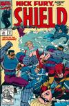 Cover for Nick Fury, Agent of S.H.I.E.L.D. (Marvel, 1989 series) #35