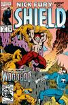 Cover for Nick Fury, Agent of S.H.I.E.L.D. (Marvel, 1989 series) #37