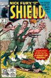 Cover for Nick Fury, Agent of S.H.I.E.L.D. (Marvel, 1989 series) #39
