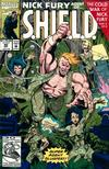 Cover for Nick Fury, Agent of S.H.I.E.L.D. (Marvel, 1989 series) #40