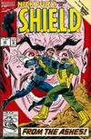 Cover for Nick Fury, Agent of S.H.I.E.L.D. (Marvel, 1989 series) #42 [Direct]