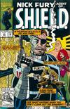 Cover for Nick Fury, Agent of S.H.I.E.L.D. (Marvel, 1989 series) #43