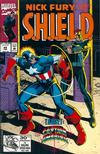 Cover for Nick Fury, Agent of S.H.I.E.L.D. (Marvel, 1989 series) #44