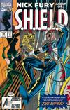 Cover for Nick Fury, Agent of S.H.I.E.L.D. (Marvel, 1989 series) #45