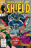Cover for Nick Fury, Agent of S.H.I.E.L.D. (Marvel, 1989 series) #46