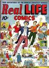 Cover for Real Life Comics (Pines, 1941 series) #1
