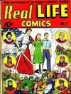 Cover for Real Life Comics (Pines, 1941 series) #2