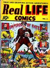 Cover for Real Life Comics (Pines, 1941 series) #3
