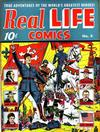 Cover for Real Life Comics (Pines, 1941 series) #4