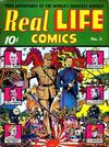 Cover for Real Life Comics (Pines, 1941 series) #5
