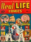 Cover for Real Life Comics (Pines, 1941 series) #6