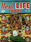 Cover for Real Life Comics (Pines, 1941 series) #8
