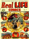 Cover for Real Life Comics (Pines, 1941 series) #9
