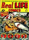 Cover for Real Life Comics (Pines, 1941 series) #11