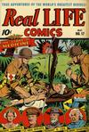 Cover for Real Life Comics (Pines, 1941 series) #17