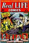 Cover for Real Life Comics (Pines, 1941 series) #18