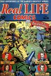 Cover for Real Life Comics (Pines, 1941 series) #20
