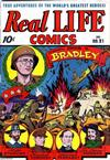 Cover for Real Life Comics (Pines, 1941 series) #21