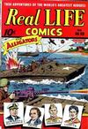 Cover for Real Life Comics (Pines, 1941 series) #22