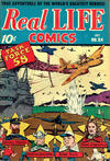 Cover for Real Life Comics (Pines, 1941 series) #24