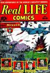 Cover for Real Life Comics (Pines, 1941 series) #25