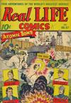 Cover for Real Life Comics (Pines, 1941 series) #27