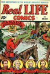 Cover for Real Life Comics (Pines, 1941 series) #30