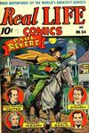 Cover for Real Life Comics (Pines, 1941 series) #34