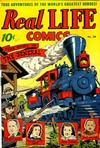 Cover for Real Life Comics (Pines, 1941 series) #38
