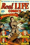 Cover for Real Life Comics (Pines, 1941 series) #39