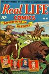 Cover for Real Life Comics (Pines, 1941 series) #41