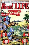 Cover for Real Life Comics (Pines, 1941 series) #42