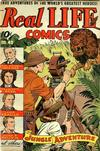 Cover for Real Life Comics (Pines, 1941 series) #43