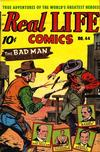 Cover for Real Life Comics (Pines, 1941 series) #44