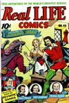 Cover for Real Life Comics (Pines, 1941 series) #45