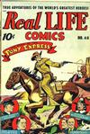 Cover for Real Life Comics (Pines, 1941 series) #46