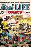 Cover for Real Life Comics (Pines, 1941 series) #47