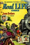 Cover for Real Life Comics (Pines, 1941 series) #55