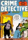 Cover for Crime Detective Comics (Hillman, 1948 series) #v1#6