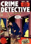Cover for Crime Detective Comics (Hillman, 1948 series) #v1#10
