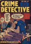 Cover for Crime Detective Comics (Hillman, 1948 series) #v2#2