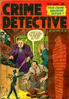Cover for Crime Detective Comics (Hillman, 1948 series) #v3#2