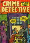 Cover for Crime Detective Comics (Hillman, 1948 series) #v3#4