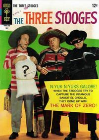 Cover Thumbnail for The Three Stooges (Western, 1962 series) #34