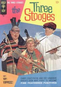 Cover Thumbnail for The Three Stooges (Western, 1962 series) #35
