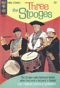 Cover Thumbnail for The Three Stooges (Western, 1962 series) #36