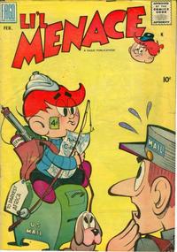 Cover Thumbnail for Li'l Menace (Fago Magazines, 1958 series) #2